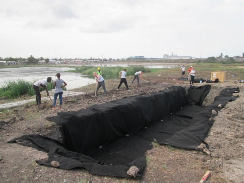 CDI biogas project