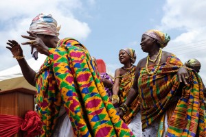 The Formidable Queen Mothers of Ghana