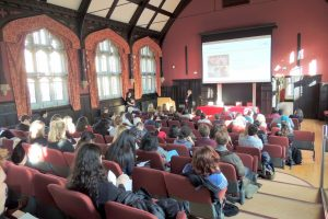 The CGE Student Society's International Development Conference