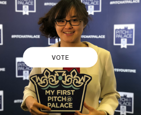 Please vote for Ideabatic in the Pitch@Palace People's Choice Award